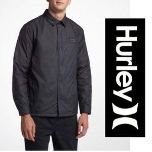 Hurley Oakland Shacked Men's Quilted Jacket Coat